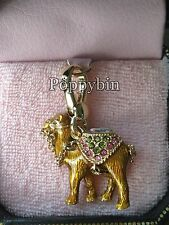 RARE! BRAND NEW! JUICY COUTURE CAMEL BRACELET CHARM IN TAGGED BOX