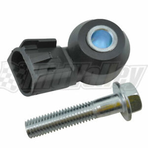Ignition Knock Detonation Sensor For Chevrolet Cadillac GMC Saturn Hummer H2
