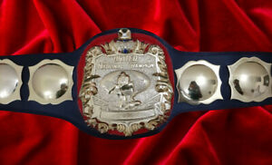 NWA United National Champion Belt Los Angeles Japan Pro Wrestling Alliance