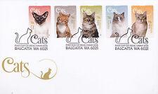 2015 Cats (P&S Stamps) FDC - Balcatta WA 6021 PMK