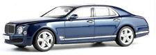 Bentley Mulsanne Speed marlin blue 1:43 Kyosho 05611MBL