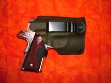 HOLSTER BLACK KYDEX Kimber Crimson Ultra Carry II IWB Inside Waistband
