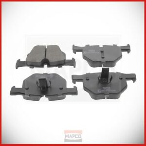 Brake Pads Set Rear For BMW 5 E60 Touring E61 520 - 530 With BRAKING System ATE
