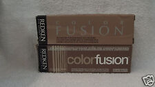 REDKEN Color FUSION Professional Hair Color ~ LOT Of 50 ~ WORLD WIDE FREE SHIP!!