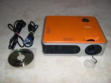 Toshiba TLP-X2000 EDU LCD Projector XGA Data/Video/HDTV/HD-Ready. BRAND NEW LAMP