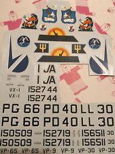 1/72 Microscale P-3B /C Orion (VP- 9,30,65 & VX-1)