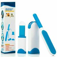 Pet Hair Remover Sofa Clothes Lint Cleaning Brush Dog Cat Fur Cleaner! UK