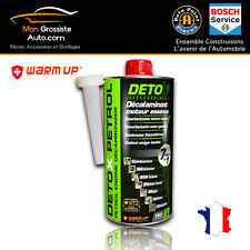 WARM UP DETOX GASOLINA DESCALAMINANTE GASOLINA 1L 7 EN 1