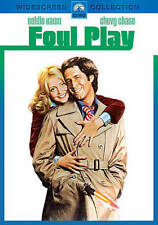 FOUL PLAY (DVD, 2013) NEW