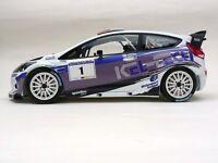 1:18 scale CRAIG BREEN FORD FIESTA WRC RAVENS ROCK RALLY 2014 code3 rally model