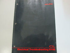1997 1998 Acura CL Electrical Troubleshooting Manual FACTORY OEM BOOK USED 97 98