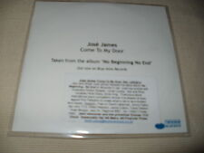JOSE JAMES - COME TO MY DOOR - 2013 PROMO CD SINGLE