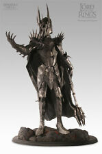 "LOTR: Sideshow Weta: SAURON statue (24"" tall), Customized - RARE"