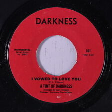 A TINT OF DARKNESS: I Vowed To Love You 45 Soul