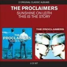 Proclaimers Classic Albums Sunshine on Leith This Is The Story 0955422