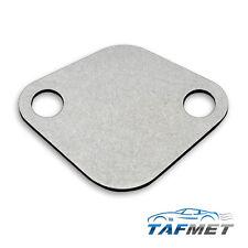 29. EGR valve blanking plate for VW AUDI SKODA SEAT 1.6 2.0 PETROL GASOLINE