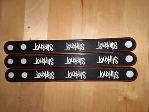 Rockabilly Vintage Rock Band Vinyl Bracelet~New Slipknot