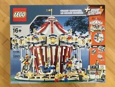 LEGO GRAND CAROUSEL 10196 NEW SEALED