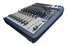 Soundcraft Analogue Stage/Live Sound Pro Audio Mixers