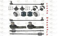 VW Golf mk4 Braccio Controllo Bush + Giunto Sferico + Link Drop & Tie Rod Fine 2.8 4 Motion