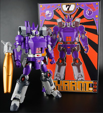 Transformers third party DX9 D07 Tyrant MP ratio shocked days LED light