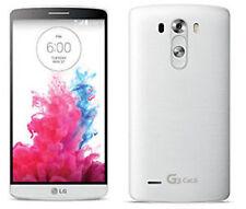 """Blanc débloqué Téléphone 5.5"""" LG G3 Cat.6 F460 32GB 4G LTE 3GB RAM 13MP Android"""