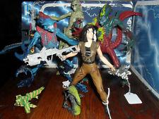 1997 hasbro alien resurrection Lot of 4 figures