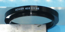 Bower Aluminum Step Up Ring 40.5mm - 46mm Filter Adapter Ring 40.5  46   z13