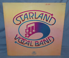 "STARLAND VOCAL BAND Starland Vocal Band LP 1976 ""Afternoon Delight"" VG+"