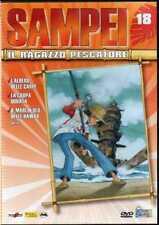 dvd SAMPEI Il ragazzo pescatore HOBBY & WORK numero 18