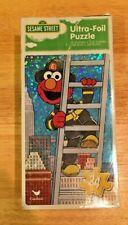123 Sesame Street Ultra-Foil Puzzle 24 Piece  ws1