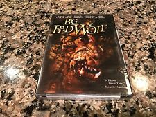 Big Bad Wolf New Sealed DVD! 2006 Cat And Mouse Werewolf Horror! Richard Tyson