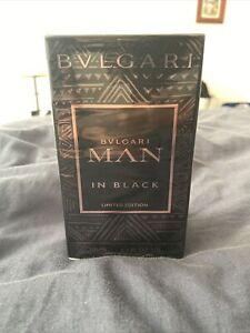 Bvlgari Man in Black Essence EDP for Men by Bvlgari, 100ml Spray