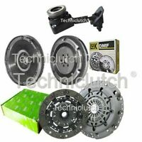 VALEO 2 PART CLUTCH AND LUK DMF WITH CSC FOR VOLVO C30 HATCHBACK 1.8 FLEX-FUEL