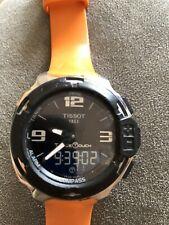 Tissot T-Race Touch Chronograph Quartz Wrist Watch T081420A