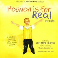 heaven is for real for kids Hardcover - Brand new