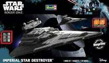 Revell Star Wars Snaptite Build Play Imperial Star Destroyer Plastic Model Kit