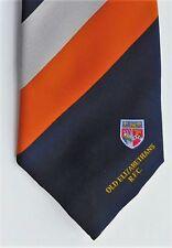 Mens rugby football tie Old Elizabethans RFC QEH school old boys club sport NEW