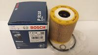 BMW E46 330D 330XD 2.9 Genuine Bosch Oil filter  1999-2003