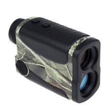 Camo 1000Yd Laser Range Finder Distance Speed Measure For Hunting Golfing Sports