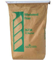 Allied Mills Wholemeal Flour 12.5kg x 1