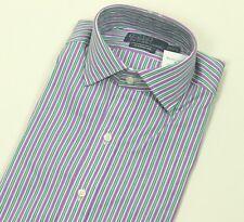 NWT Polo Ralph Lauren Classic Fit Dress Shirt 16 1/2, 34/35 Lavender Spread L