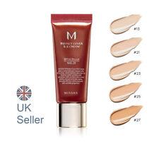 MISSHA M Perfect Cover BB Cream [20ml] #13,21,23, 25, 27, SPF42PA+++, UK Seller