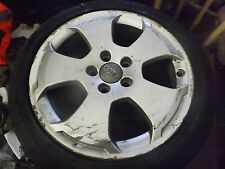 AUDI A3 8P QUATTRO 17 INCH ALLOY WHEEL 8P0 601 025 C ONE ONLY