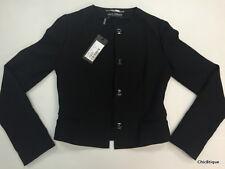 Dolce & Gabbana BLAZER, AUTHENTIC, BLACK TAG SIZE (40) 100% VIRGIN WOOL