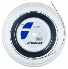 BABOLAT RPM BLAST TENNIS STRING - 1.25MM 17G - 100M REEL - BLACK - RRP £100