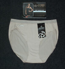 Jockey Size 12. No Panty Line Promise Nude With Lace Waistband Hi-cut Brief
