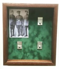 Family Size Medal Case For 3 Groups And Photos