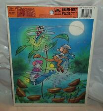 Disney's Rescuers Downunder - Clean Golden Tray Puzzle