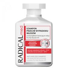 Radical Med, szampon przeciw wypadaniu włosów, 300ml - IDEEPHARM - hair loss